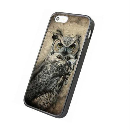 owl - iphone 4 4s case iphone 5 5s 5c case iphone 6 6 plus case ipod touch 4 ipod touch 5 case